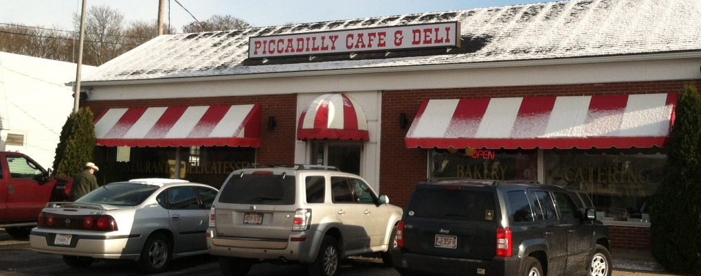 Piccadilly Deli & Cafe, South Yarmouth MA